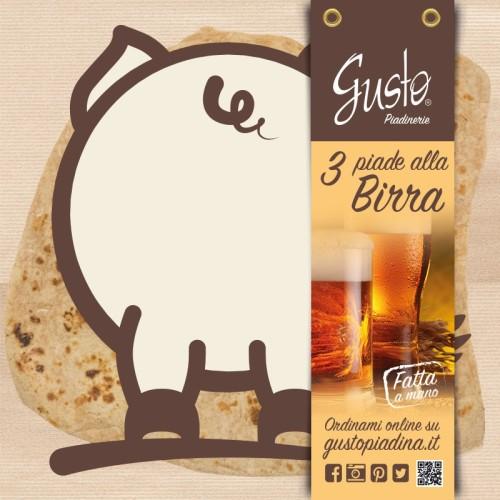 piadina alla Birra